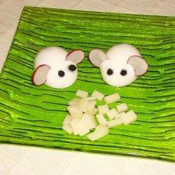 Breakfast Mice recipe