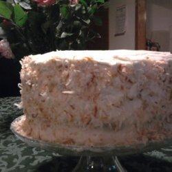 Ultimate Coconut Cake II recipe