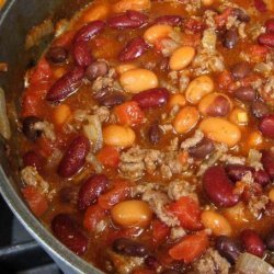 Diane's Cheap and Easy Chili recipe