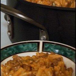 kicked Up  Macaroni and Cheese recipe