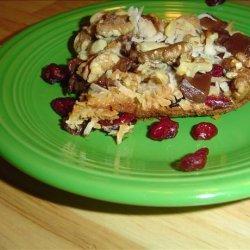 Crazy Cranberry Bars recipe