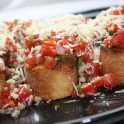 Southwestern Bruschetta recipe