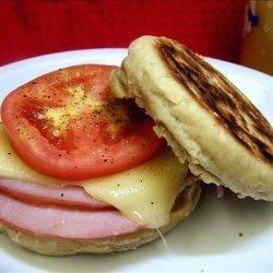 Healthy Start Breakfast Sandwich recipe