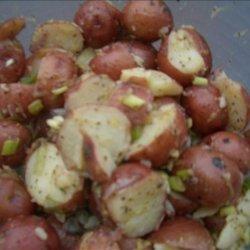 Potato Salad W/lemon recipe