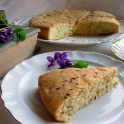 Mrs Beeton's Victorian Seed Cake - a Very Good Seed Cake recipe