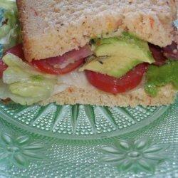 Panera Bread Tex Mex Bacon, Lettuce and Tomato Recipe recipe