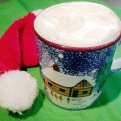 Hot Buttered Rum Coffee  (Nonalcoholic) recipe