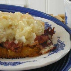 Breakfast Reubens recipe