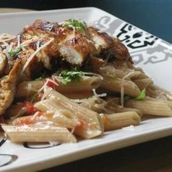 Chicken Penne Italiano recipe