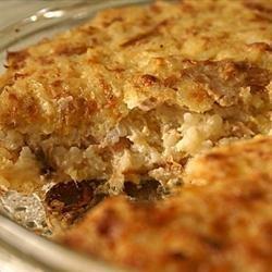 Tuna Rice Puff recipe