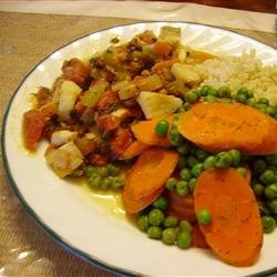 Cod Curry recipe
