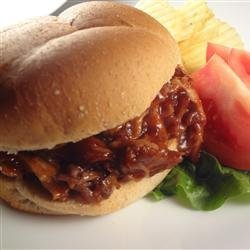Glenn's Marinated Pork Shoulder recipe