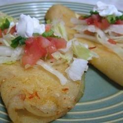 Authentic Mexican Enchiladas recipe
