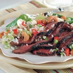 Teriyaki Steak recipe
