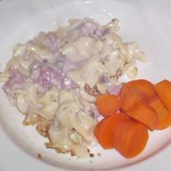 Polish Reuben Casserole recipe