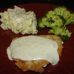 Southern Chicken Fried Steak recipe