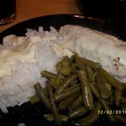 Chicken Bake and Rice recipe