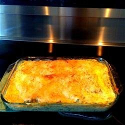 Chicken Lasagna with White Sauce recipe