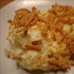 Philly Mashed Potatoes recipe
