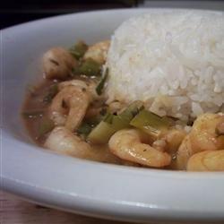 Shrimp Red Thai Curry recipe