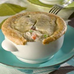 Gram's Chicken Pot Pie recipe