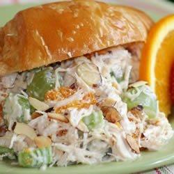 Gourmet Chicken Salad recipe