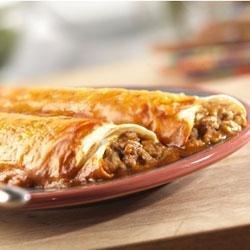 Campbell's Kitchen Easy Beef Enchiladas recipe