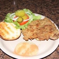 Traditional Indiana Breaded Tenderloin Sandwich recipe