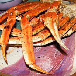 The World's Greatest Crab Recipe recipe
