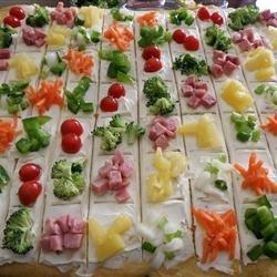 Vegetable Pizza II recipe