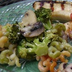 Cavatelli, Broccoli and Mushrooms recipe