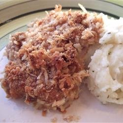 Baked Coconut Chicken recipe