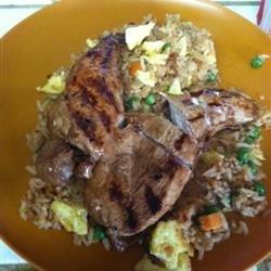 Thai Style BBQ Chicken recipe