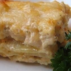 Chicken Lasagna II recipe