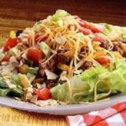 San Antonio Salad recipe
