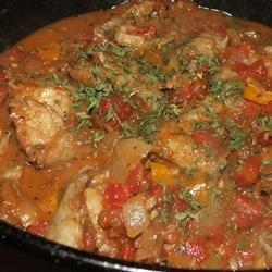 Seafood Creole recipe