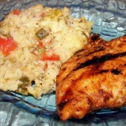 Creole Cornbread Dressing recipe