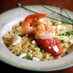Shrimp and Feta recipe