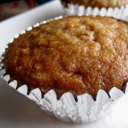 Pineapple Carrot Muffins recipe