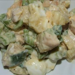 Chicken Salad With Pineapple recipe