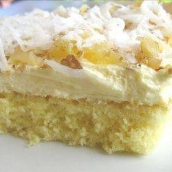 Yum Yum Cake recipe
