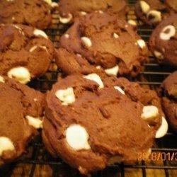 White Chocolate Peanut Butter Cookies recipe