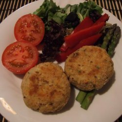 Oven Baked Thai Style Fish Cakes recipe