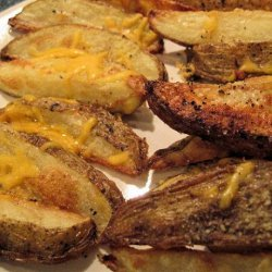 Mom's Potato Wedges recipe