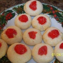 Holiday Spritz Cookies ( Anna Olson's Spritz Cookies) recipe