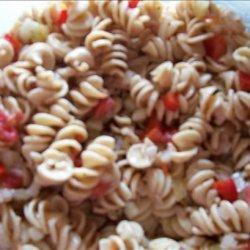 Caponata Pasta Salad recipe