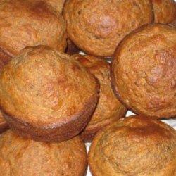 Banana Muffins (Low Fat) recipe
