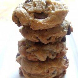 Wee Willie Winkee Peanut Butter Oatmeal Cookies recipe