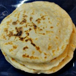 Authentic Homemade Flour Tortillas recipe