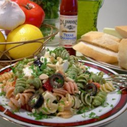 Salad Taverna recipe